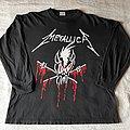 1996 Metallica Tour LS TShirt or Longsleeve