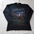Megadeth - TShirt or Longsleeve - 1995 Megadeth Tour LS