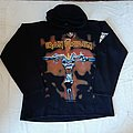 Iron Maiden - Hooded Top - 1993 Iron Maiden Hoodie