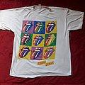 1989 Rolling Stones Tour Tee TShirt or Longsleeve