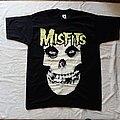Misfits - TShirt or Longsleeve - 1996 Misfits Tour T-Shirt