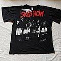 1990 Skid Row Tour T-Shirt
