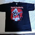 Iron Maiden - TShirt or Longsleeve - 1993 Iron Maiden Tour T-Shirt