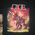 Cage - TShirt or Longsleeve - Cage Science Of Annihilation