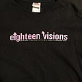 "Eighteen Visions ""She's A Movie Produced Masterpiece"" shirt"