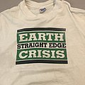 "Earth Crisis ""Chain Of Strength Rip"" shirt"