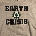 "Earth Crisis ""Recycle"" hoodie"