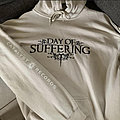 "Day of Suffering ""Engulfed In Darkness"" Hoodie Hooded Top"