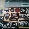 Some of my patch collection