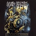 Iced Earth - TShirt or Longsleeve - Iced Earth-Live in Ancient Kourion