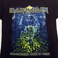 Iron Maiden - TShirt or Longsleeve - Iron Maiden-Somewhere back in time.T-shirt