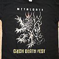 Metalgate - TShirt or Longsleeve - Metalgate czech death fest - shirt