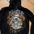 Krisiun - zipper hoodie