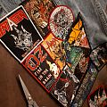 Iron Maiden - Battle Jacket - Work still in progress