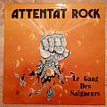 Attentat Rock - Tape / Vinyl / CD / Recording etc - Attentat rock - Le gang des saigneurs - LP