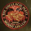 Uncle Acid & The Deadbeats - Patch - Mount Abraxas