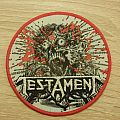 Testament - Patch - Testament Return To Apocalyptic City_Patch