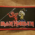 Iron Maiden - Patch - Run to the hills