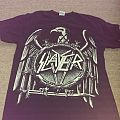 Slayer Eagle Shirt Size M for you!