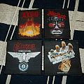Classic heavy metal patches