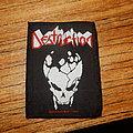 Destruction - Patch - Destruction - The Antichrist woven patch