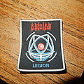 Deicide - Legion rubber patch