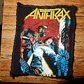 Anthrax - Spreading the disease repaired patch