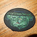 Cathedral - Soul Sacrifice woven patch