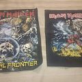 Iron Maiden backpatches