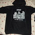 Antisect - Hooded Top - Antisect - Out from the void crust hoodie