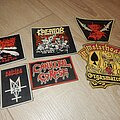 Deicide - Patch - Rubber patches for you