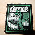 Kreator - Patch - Kreator - Renewal rubber patch