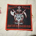 M.P.D.S. - Patch - Metal Punk Death Squad woven patch