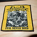Toxic Holocaust - Evil Never Dies patch for TRV3Y