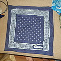 Suicidal Tendencies blue bandana Other Collectable