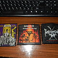 Misfits - Patch - Misfits, Danzig and Samhain set for you! (aslo single is possible)