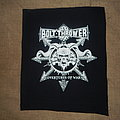 Bolt Thrower - Overtures of war backpatch