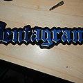 Pentagram - Patch - Pentagram logo embroidered backpatch