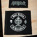 Pack of DIY patches from my friend