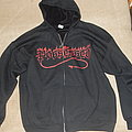Possessed - Total posession zip hoodie Hooded Top