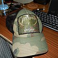Obituary - Other Collectable -    Obituary - World demise camouflage hat custom made