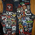 MPDS - Battle Jacket - New black spiked metal punk armor