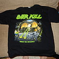 Overkill - Under the influence tshirt