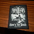 Marduk - Patch - Marduk - Here is no peace patch