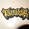 Tanator logo patch