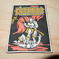Kreator - Patch - Kreator - Endless pain rubber patch
