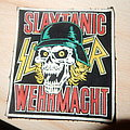 Slayer - Slaytanic Wehrmacht rubber patch