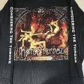 Hate Eternal - Conquering The Throne Longsleeve