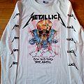 Metallica - Soon You'll Please Their Appetite Longsleeve TShirt or Longsleeve