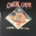 Cannibal Corpse - Hammer Smashed Face Shirt